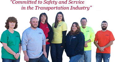 Committed to Safety and Service in the Transportation Industry